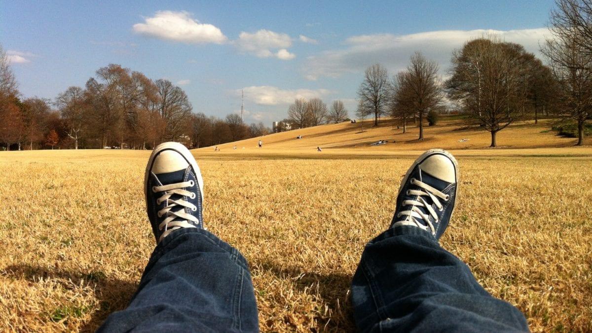 Joe Gus - Verse of the Week - Psalm 127:2